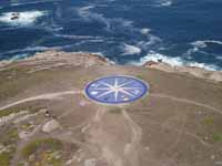 Compass of Celtic nations